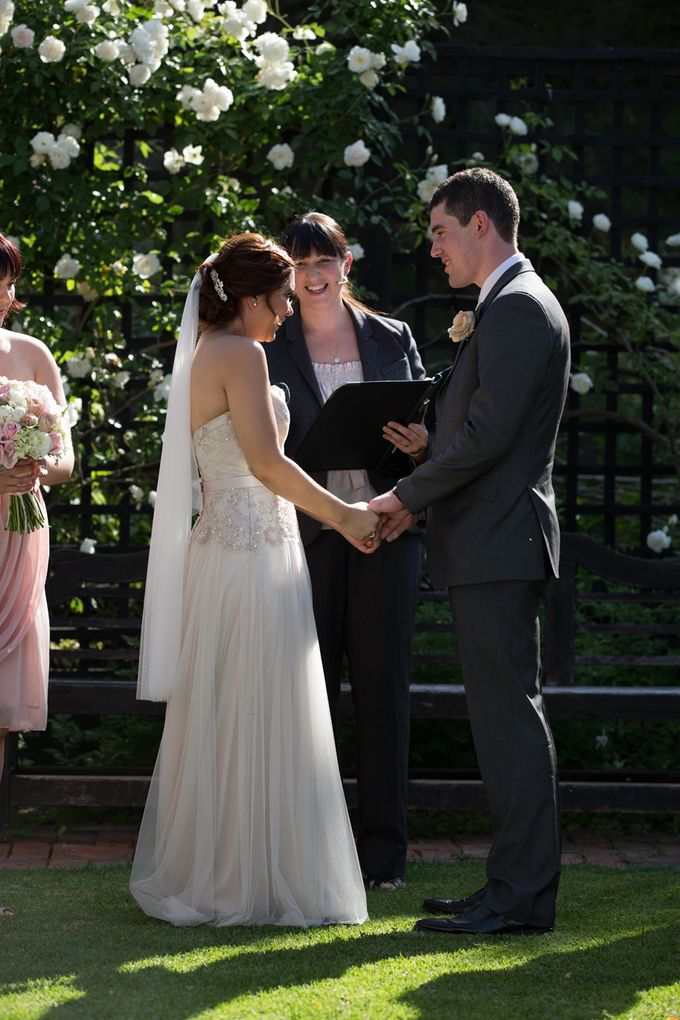 Lighthearted and modern wedding ceremonies by Camille Abbott - Marriage Celebrant - 011