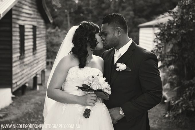 Wedding by Nicole Gordon Photography - 035