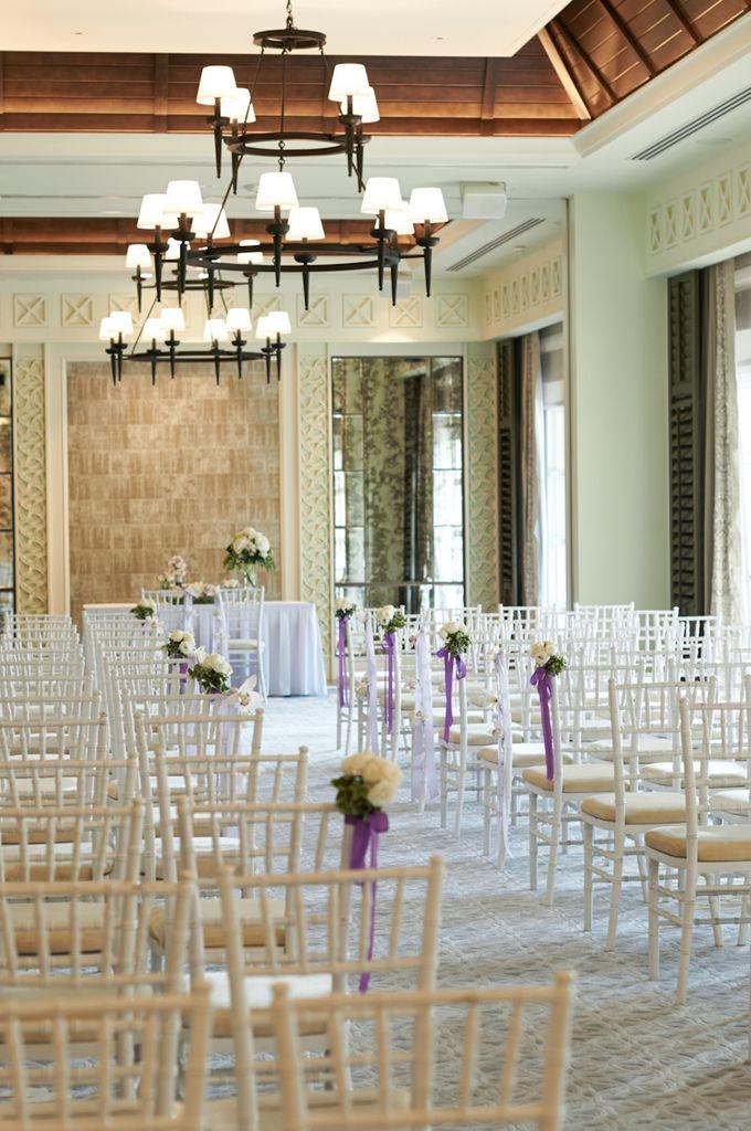Wedding Theme by Shangri-La Hotel Singapore - 003