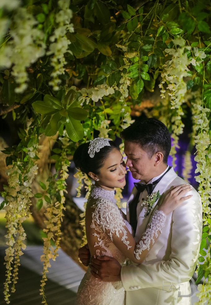 CELEBRITY Wedding Chiz and Heart by pat dy photography - 045