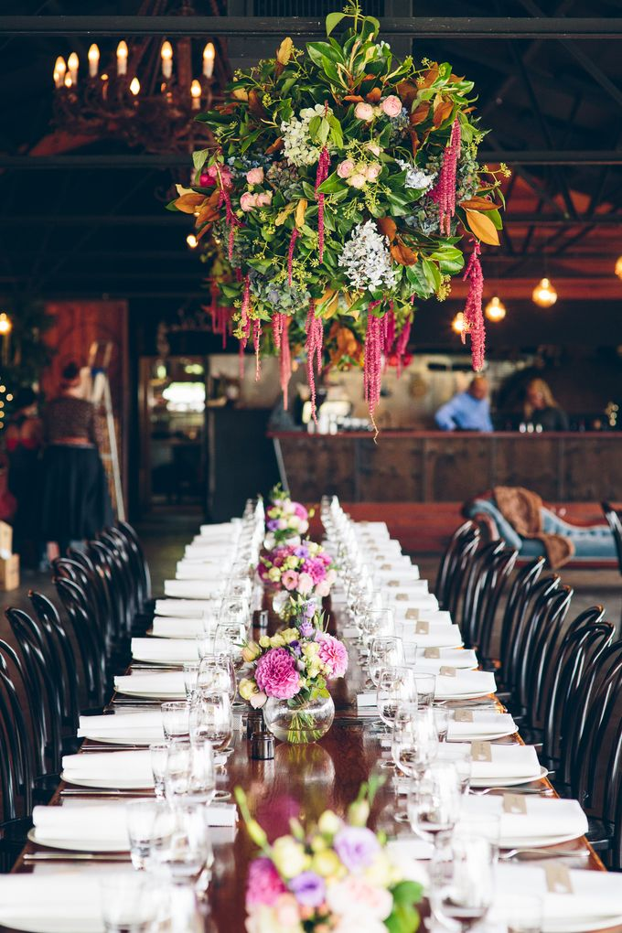 Yarra Valley Weddings by Zonzo Estate - 011