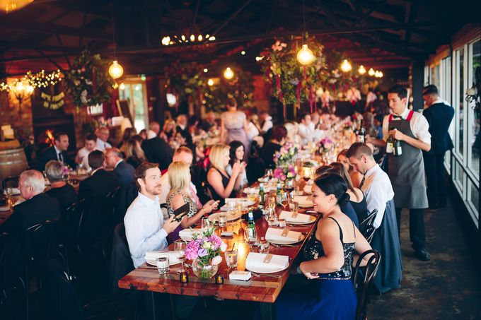 Yarra Valley Weddings by Zonzo Estate - 016
