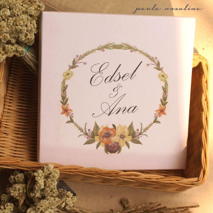 Edsel & Anna Album by Paula Rosaline Illustration - 001
