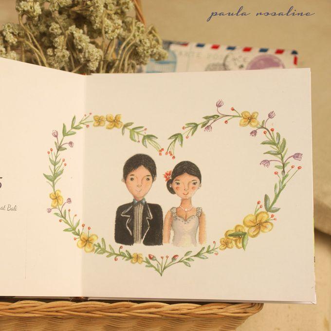 Edsel & Anna Album by Paula Rosaline Illustration - 003