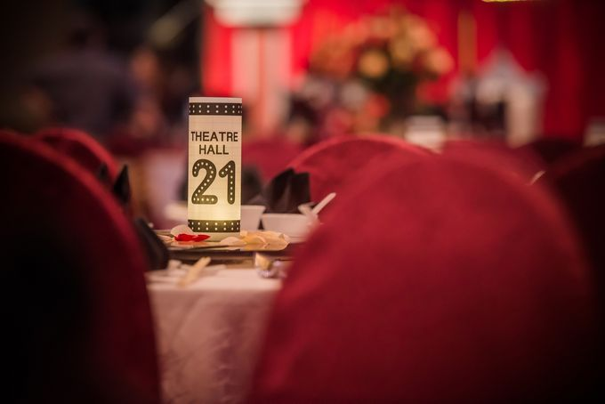 Broadway Themed - Derek & East by Sincerité Wedding & Events - 008