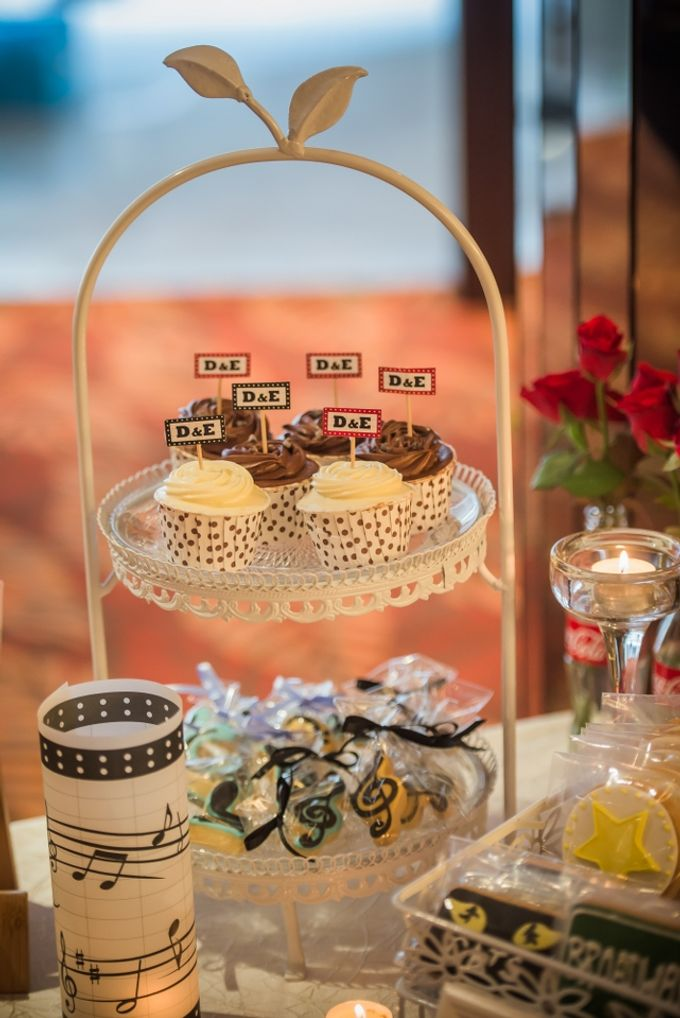 Broadway Themed - Derek & East by Sincerité Wedding & Events - 009