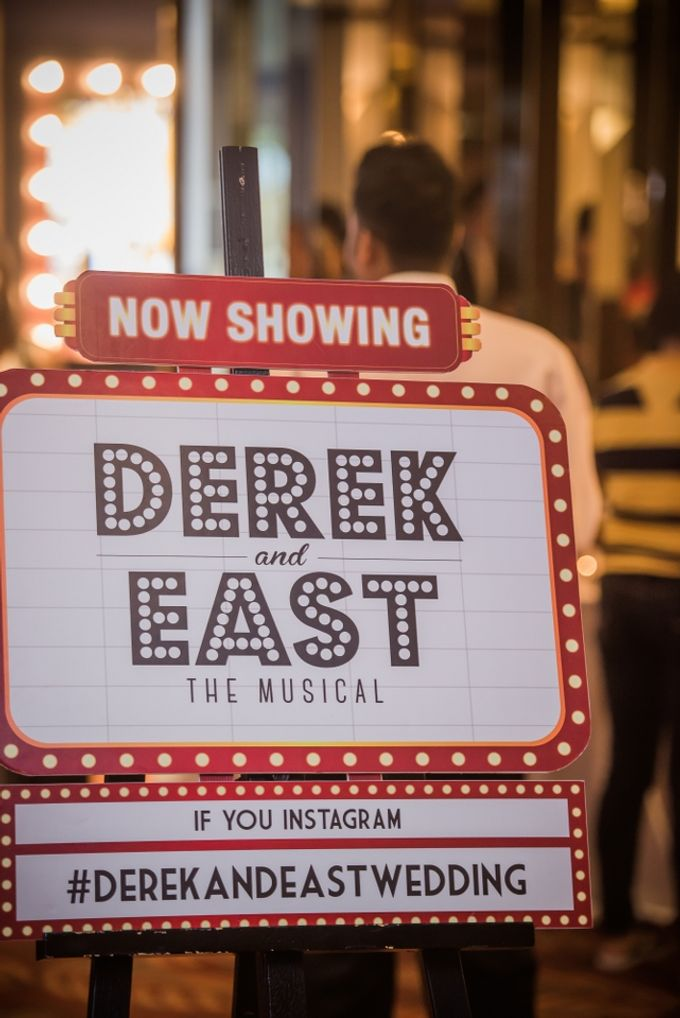 Broadway Themed - Derek & East by Sincerité Wedding & Events - 013