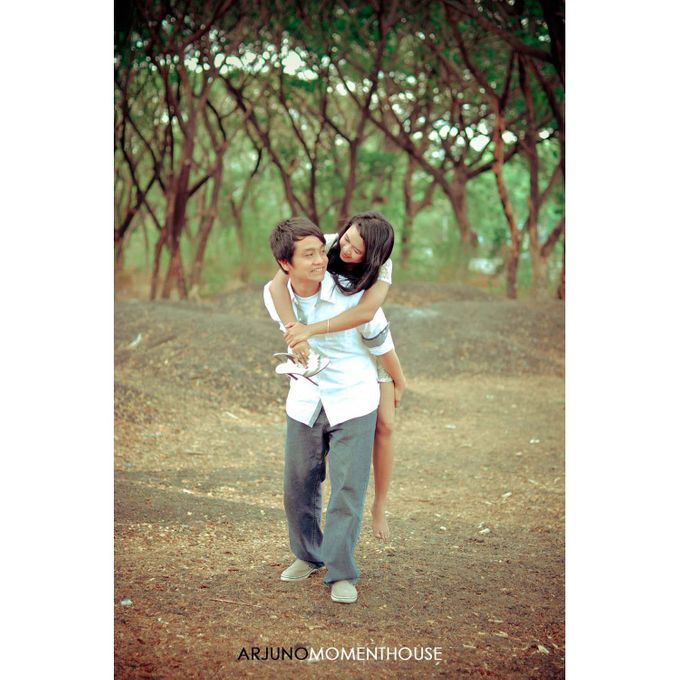 RIZKA & RIZKY Couple Photo by ARJUNO MOMENT HOUSE - 009