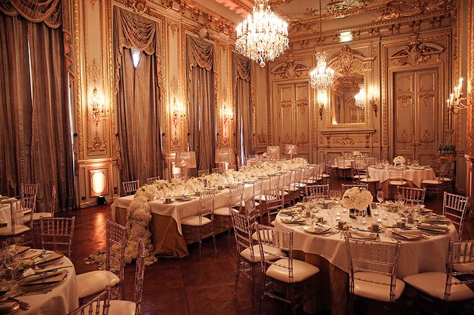Real Wedding of Victor & Vivien by Luxe Paris Events - 029