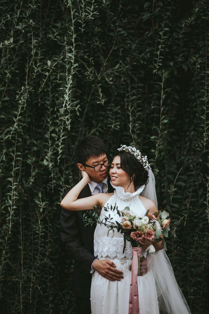 The Wedding by VA Make Up Artist - 021