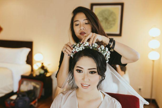 The Wedding by VA Make Up Artist - 020