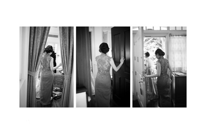A Wedding at Raffles Hotel by Feelm Fine Art Wedding Photography - 005