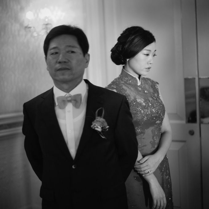 A Wedding at Raffles Hotel by Feelm Fine Art Wedding Photography - 010