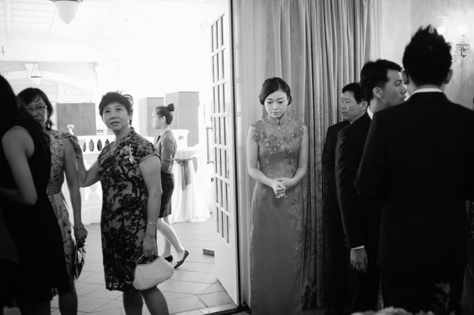 A Wedding at Raffles Hotel by Feelm Fine Art Wedding Photography - 011