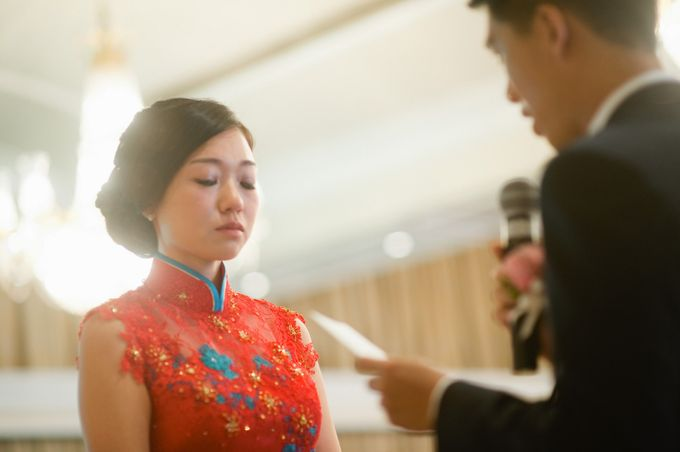 A Wedding at Raffles Hotel by Feelm Fine Art Wedding Photography - 012