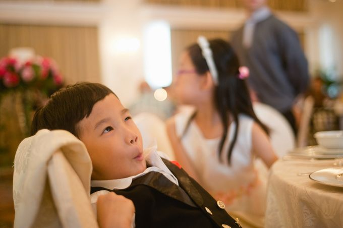 A Wedding at Raffles Hotel by Feelm Fine Art Wedding Photography - 016
