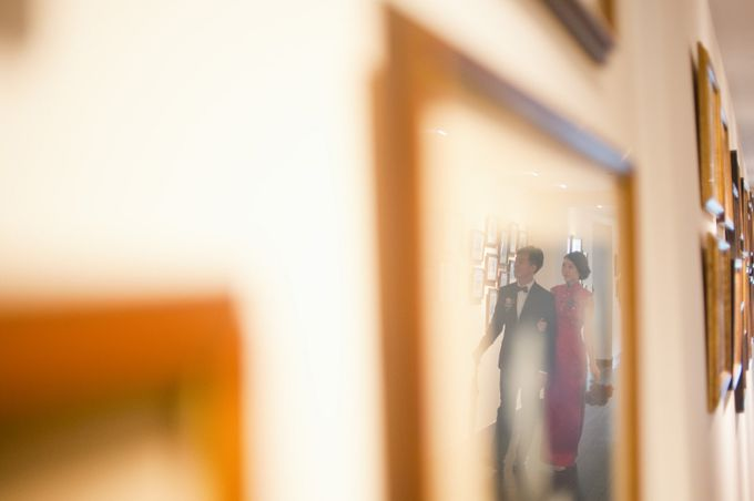 A Wedding at Raffles Hotel by Feelm Fine Art Wedding Photography - 026