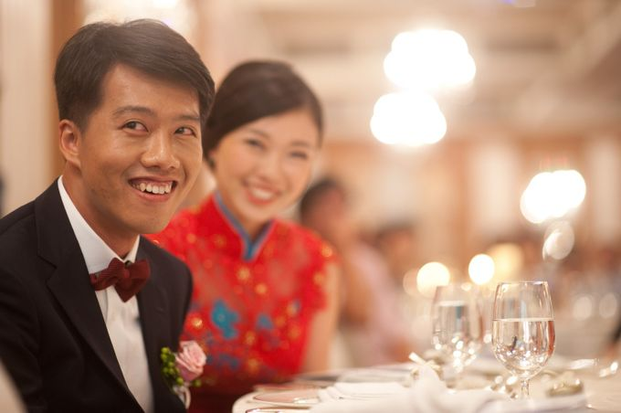 A Wedding at Raffles Hotel by Feelm Fine Art Wedding Photography - 041