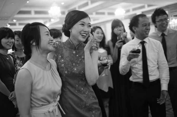 A Wedding at Raffles Hotel by Feelm Fine Art Wedding Photography - 050