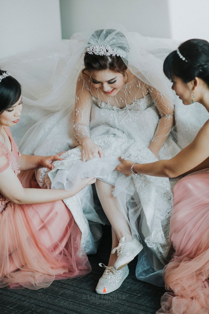 The Wedding of Ermano and Imelda by Lighthouse Photography - 008