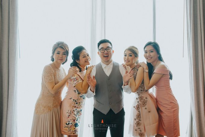 The Wedding of Ermano and Imelda by Lighthouse Photography - 012