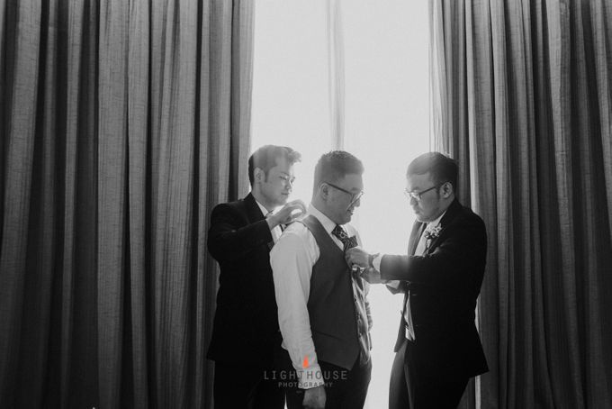 The Wedding of Ermano and Imelda by Lighthouse Photography - 013