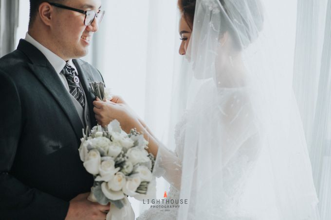 The Wedding of Ermano and Imelda by Lighthouse Photography - 015