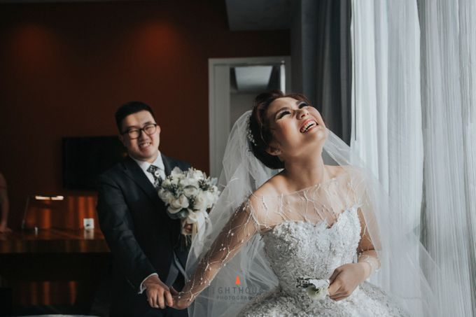 The Wedding of Ermano and Imelda by Lighthouse Photography - 017