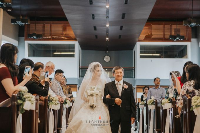The Wedding of Ermano and Imelda by Lighthouse Photography - 025