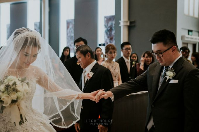The Wedding of Ermano and Imelda by Lighthouse Photography - 027