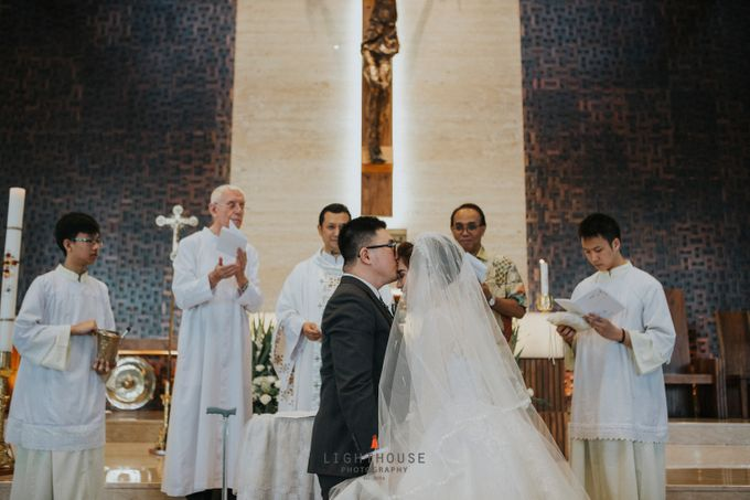 The Wedding of Ermano and Imelda by Lighthouse Photography - 034