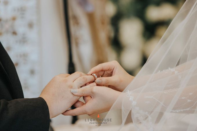 The Wedding of Ermano and Imelda by Lighthouse Photography - 035