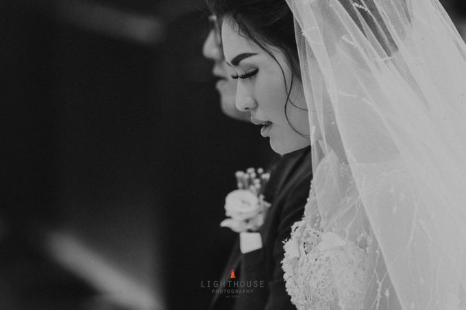 The Wedding of Ermano and Imelda by Lighthouse Photography - 038