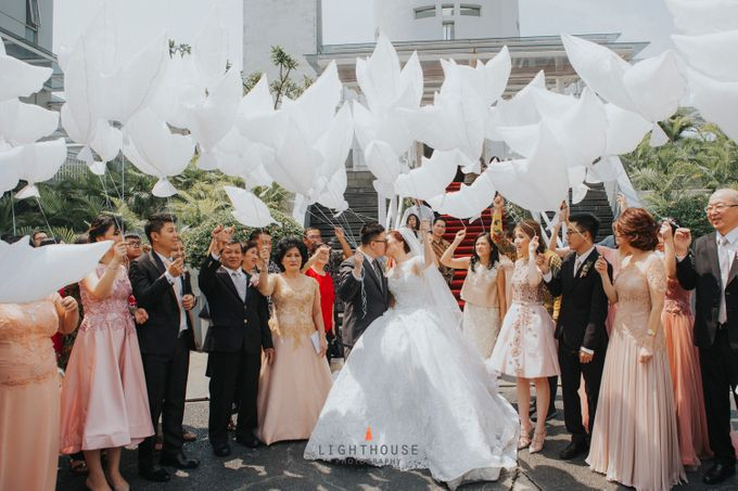The Wedding of Ermano and Imelda by Lighthouse Photography - 041