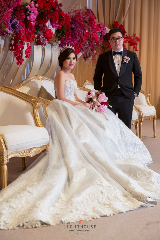 The Wedding of Ermano and Imelda by Lighthouse Photography - 049