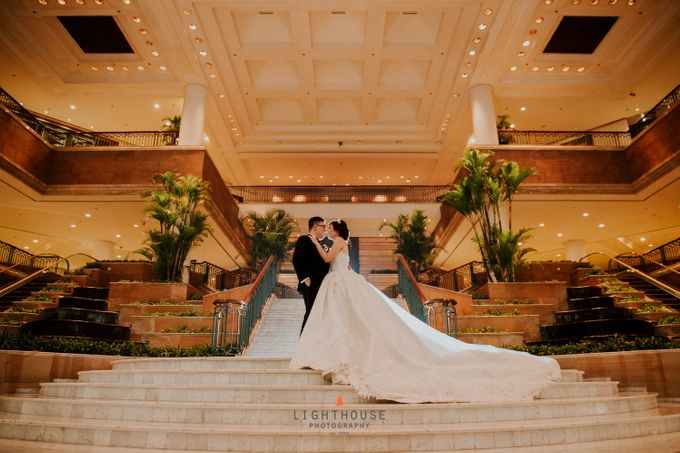 The Wedding of Ermano and Imelda by Lighthouse Photography - 050