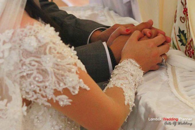 Religous Wedding Ceremony by lombok wedding planner - 010
