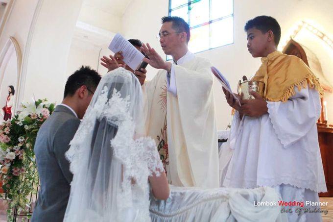 Religous Wedding Ceremony by lombok wedding planner - 005