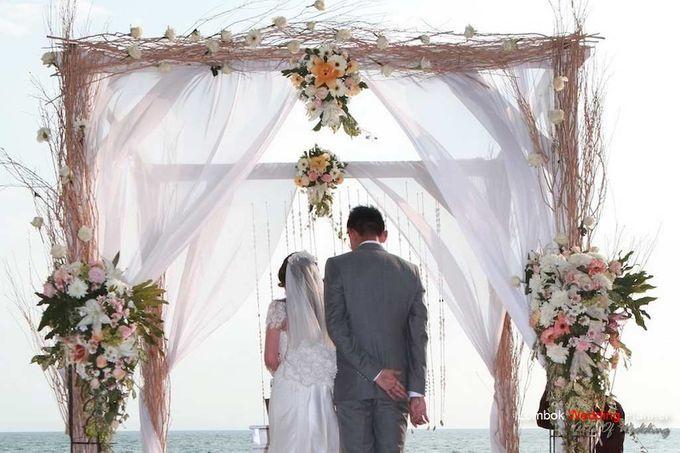 Religous Wedding Ceremony by lombok wedding planner - 006