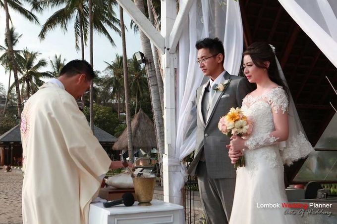 Religous Wedding Ceremony by lombok wedding planner - 008