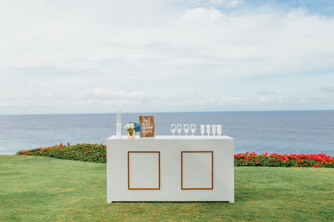 Blue Skies & Fresh Ideas by Bali Event Hire - 001