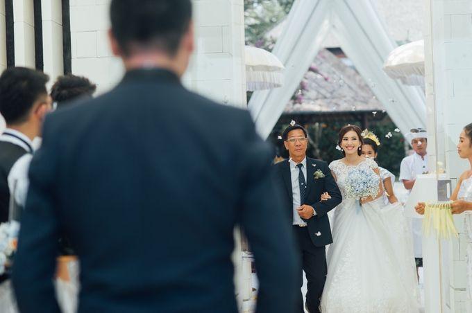 Real Wedding of Ceres and Alex at Villa Tirtha by Tirtha Bali - 003