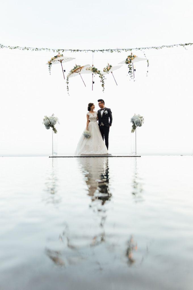 Real Wedding of Ceres and Alex at Villa Tirtha by Tirtha Bali - 006