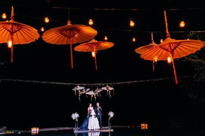 Real Wedding of Ceres and Alex at Villa Tirtha by Tirtha Bali - 011