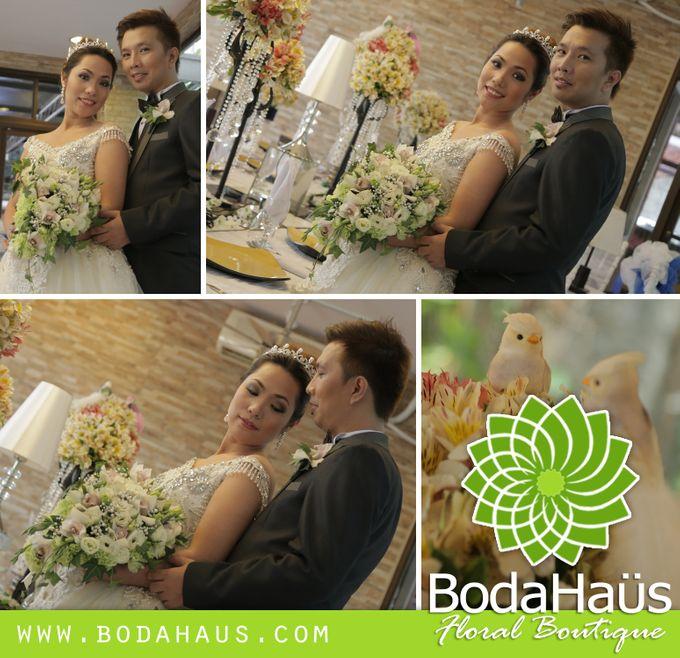 Eric & Joy Wedding by Bodahaus - 001