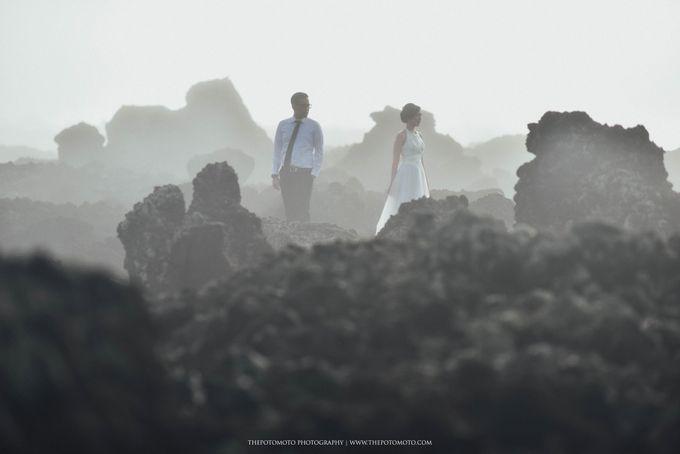 Dea & Rizky Prewedding Session by Thepotomoto Photography - 034