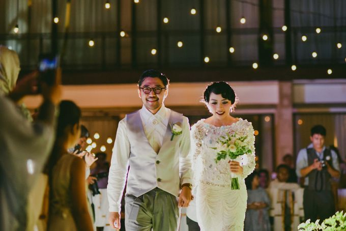 Ayu Hastari & Ryoichi Hutomo Wedding Day by Thepotomoto Photography - 031