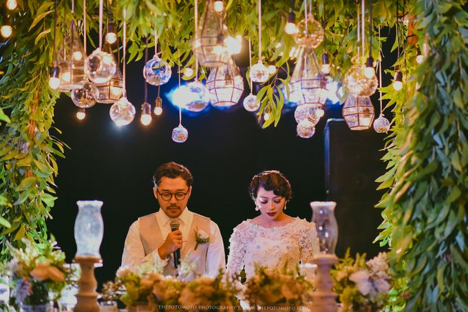 Ayu Hastari & Ryoichi Hutomo Wedding Day by Thepotomoto Photography - 033