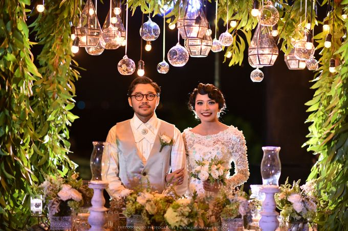 Ayu Hastari & Ryoichi Hutomo Wedding Day by Thepotomoto Photography - 035