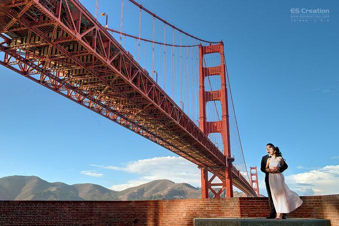 Pre wedding in San francisco by ES Creation Photography - 012